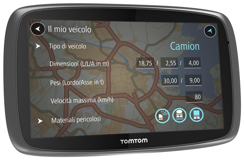 SCARICARE AGGIORNAMENTO MAPPE TOMTOM