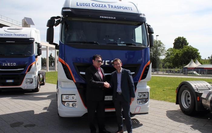 Luigi Cozza Trasporti