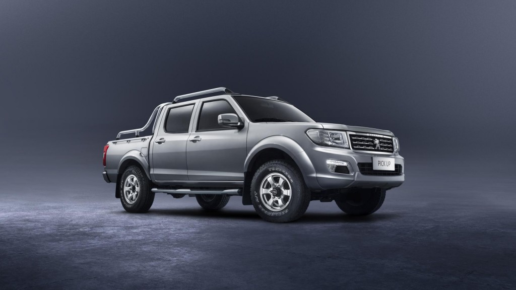 Nuovo Peugeot Pick Up