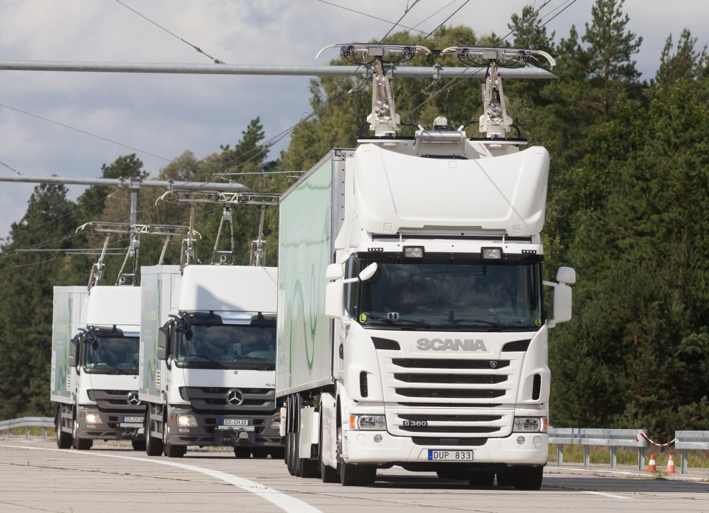 Camion-filobus