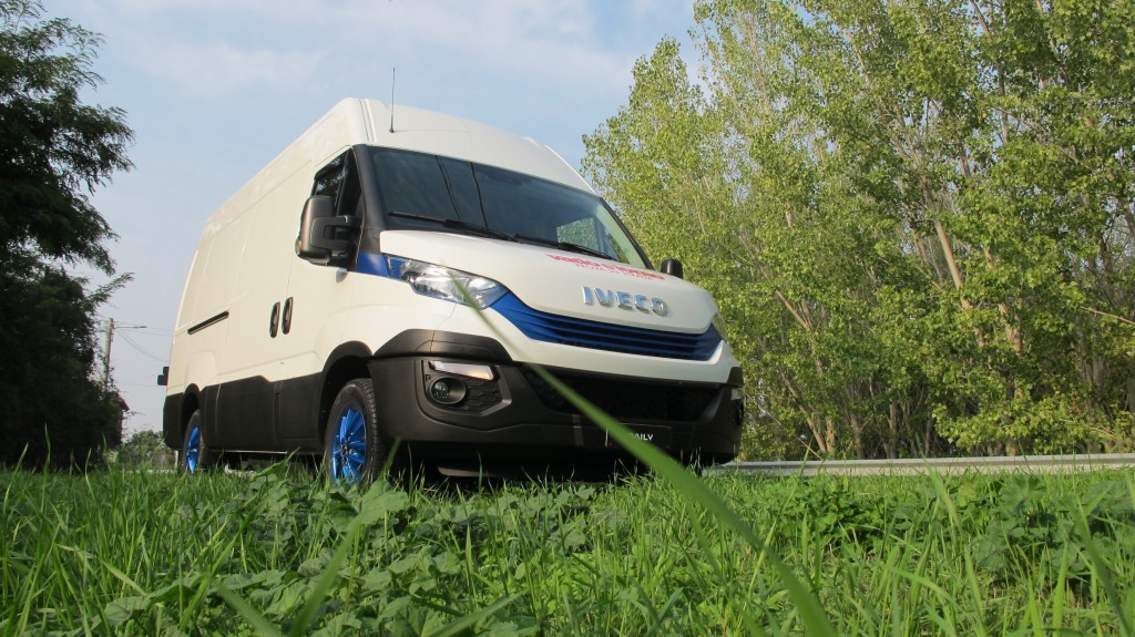 Iveco Daily NP Hi-Matic