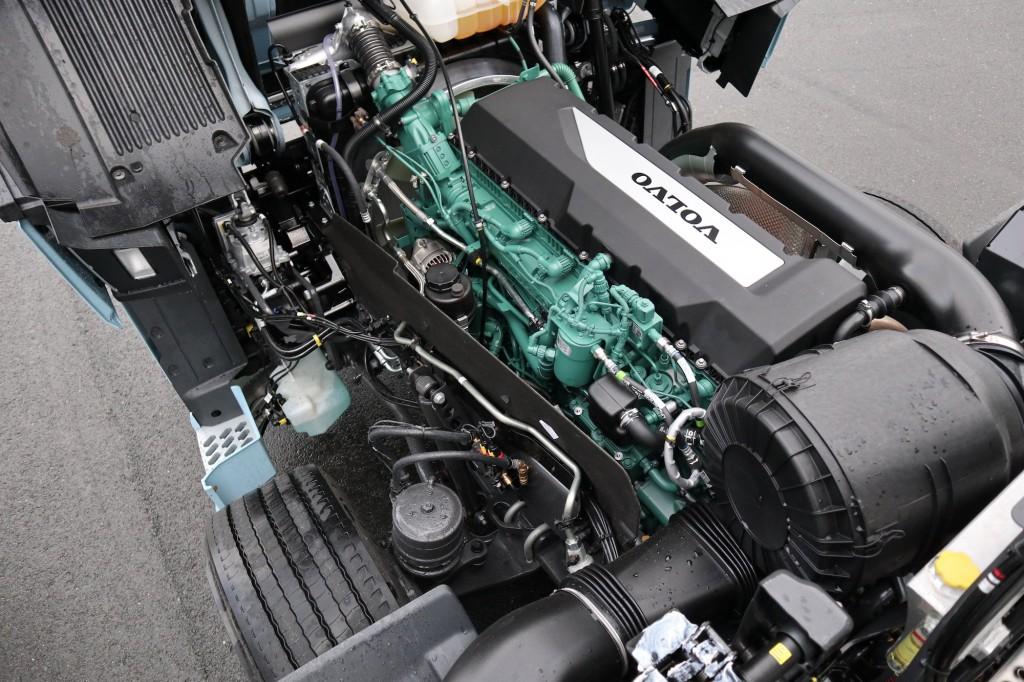 Volvo FH 460 Lng