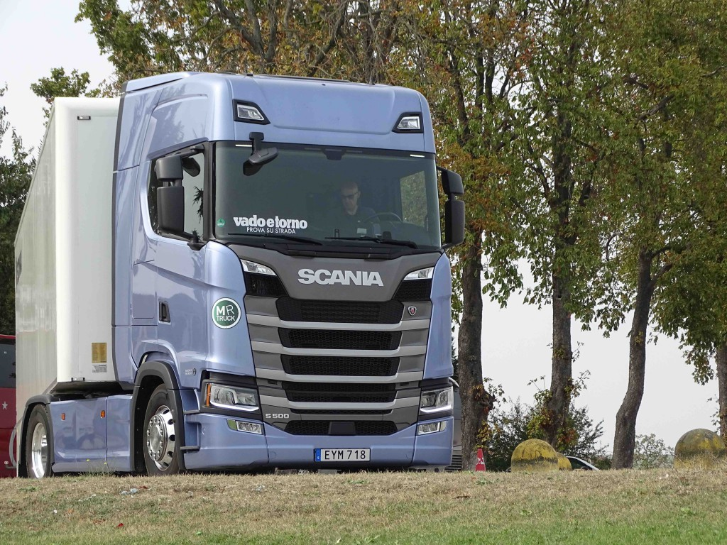 Scania S 500 Next Generation