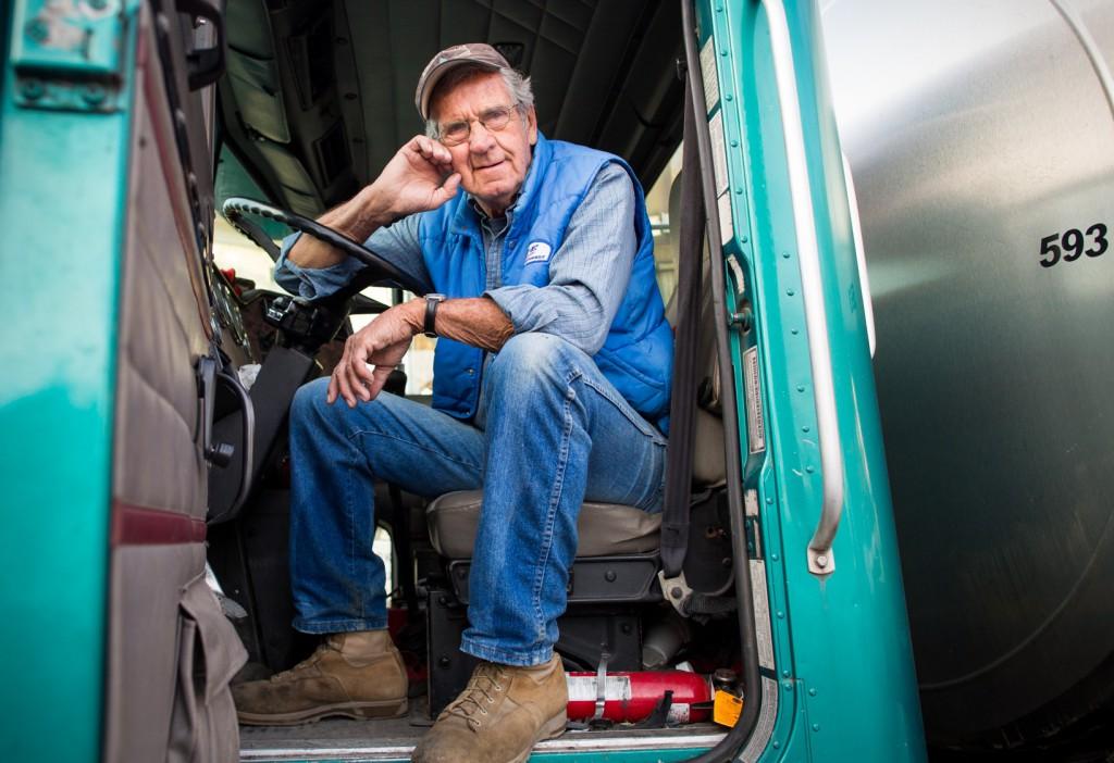 età camionisti