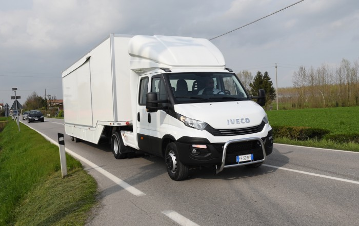 Iveco Daily Business Up
