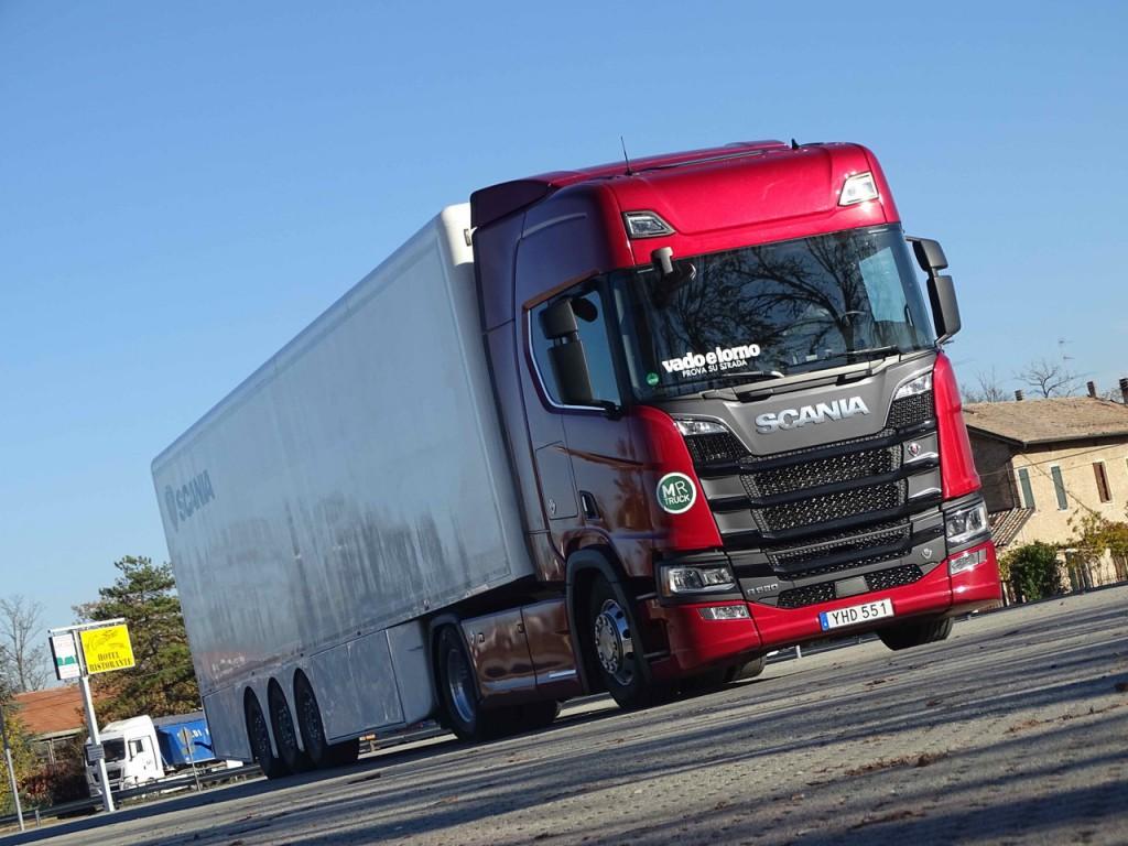Scania R 520 Next Gen