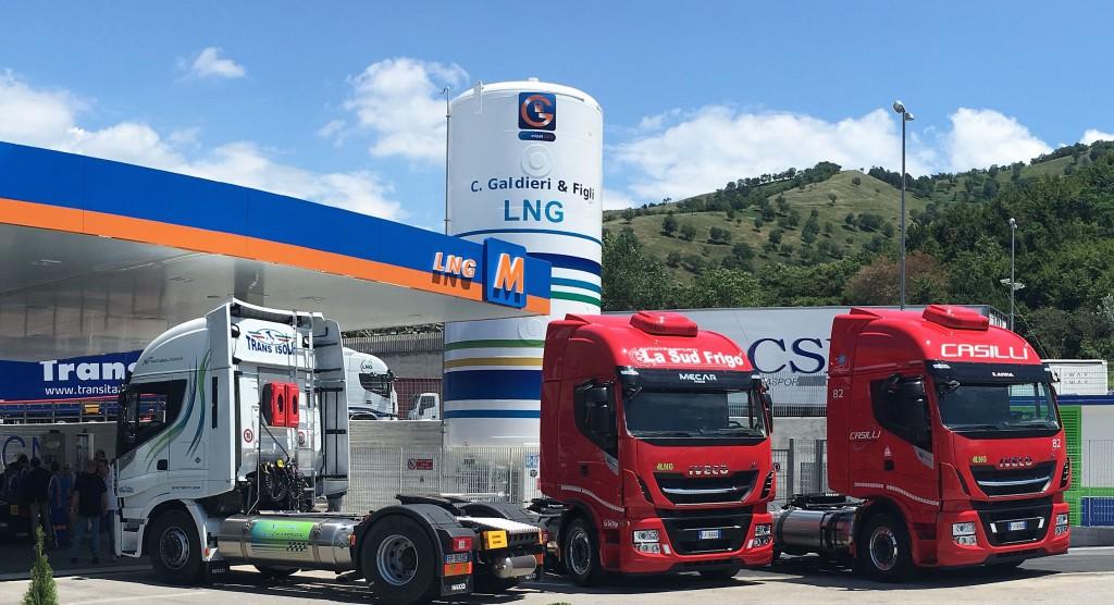 LNG Salerno
