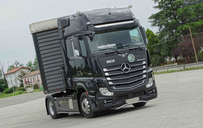 Mercedes Actros Iron 530