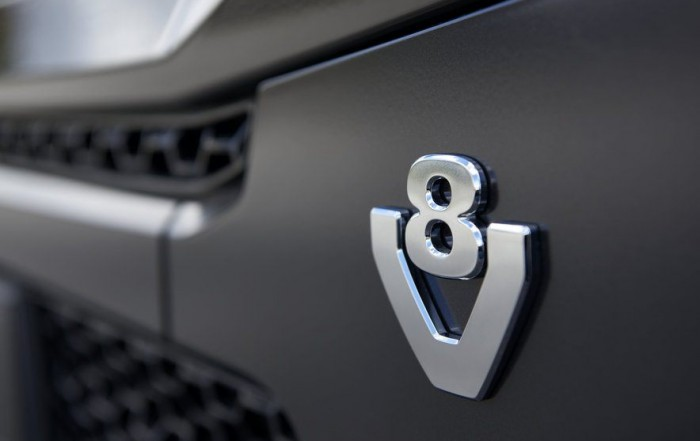 Scania motori V8