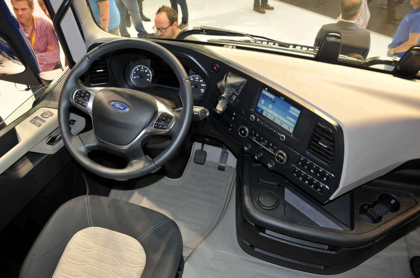 Ford F-Max