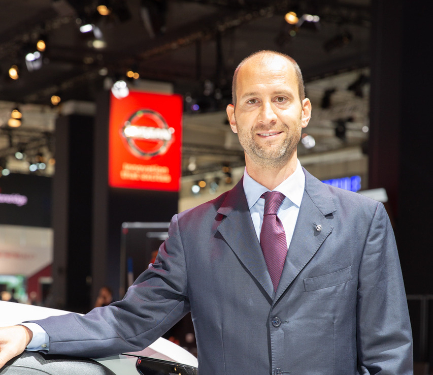 Paolo D'Ettore, Nissan LCV Director Europe