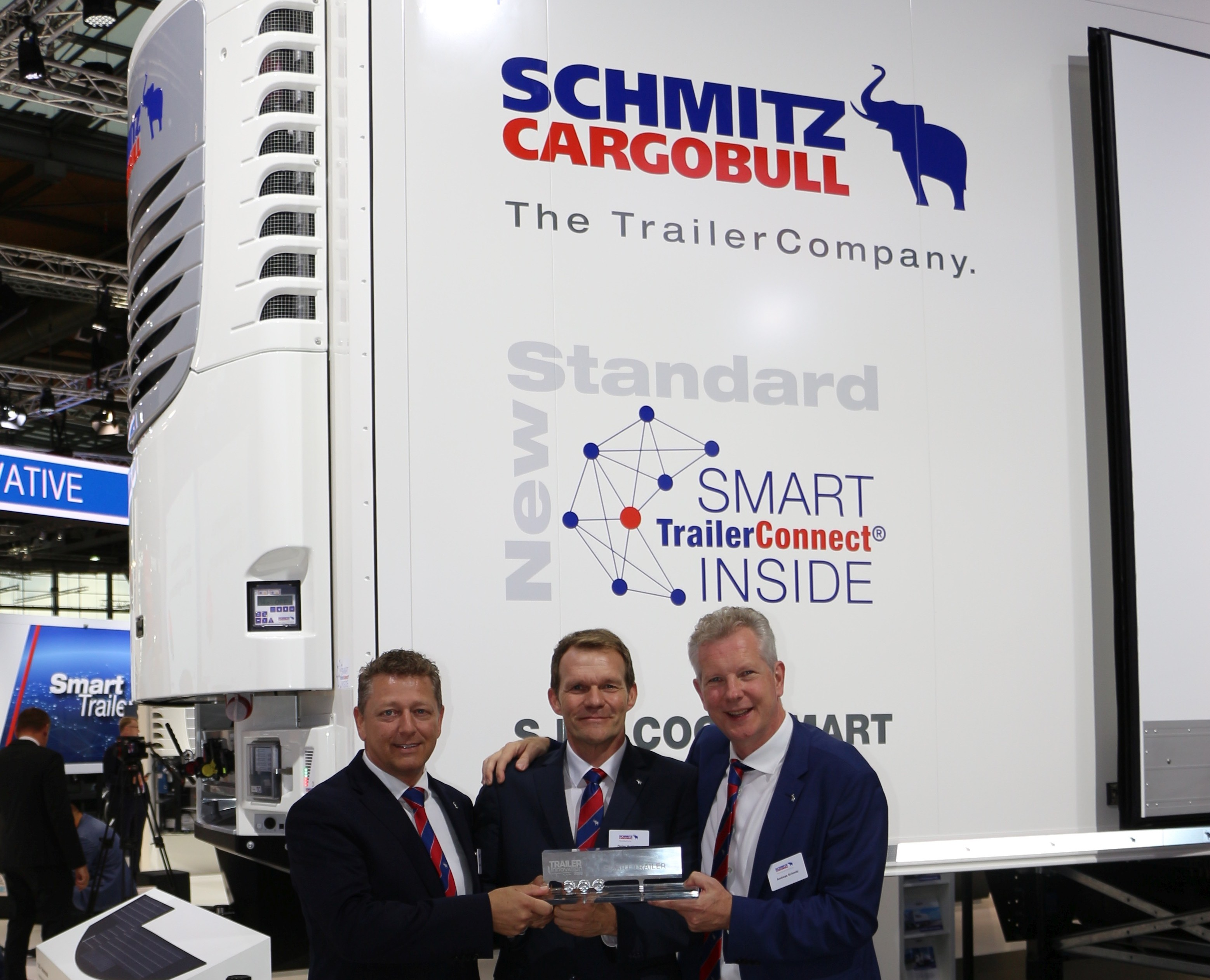Schmitz Cargobull IAA 2018