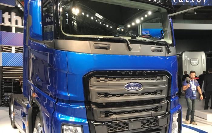 nuovo trattore F-Max