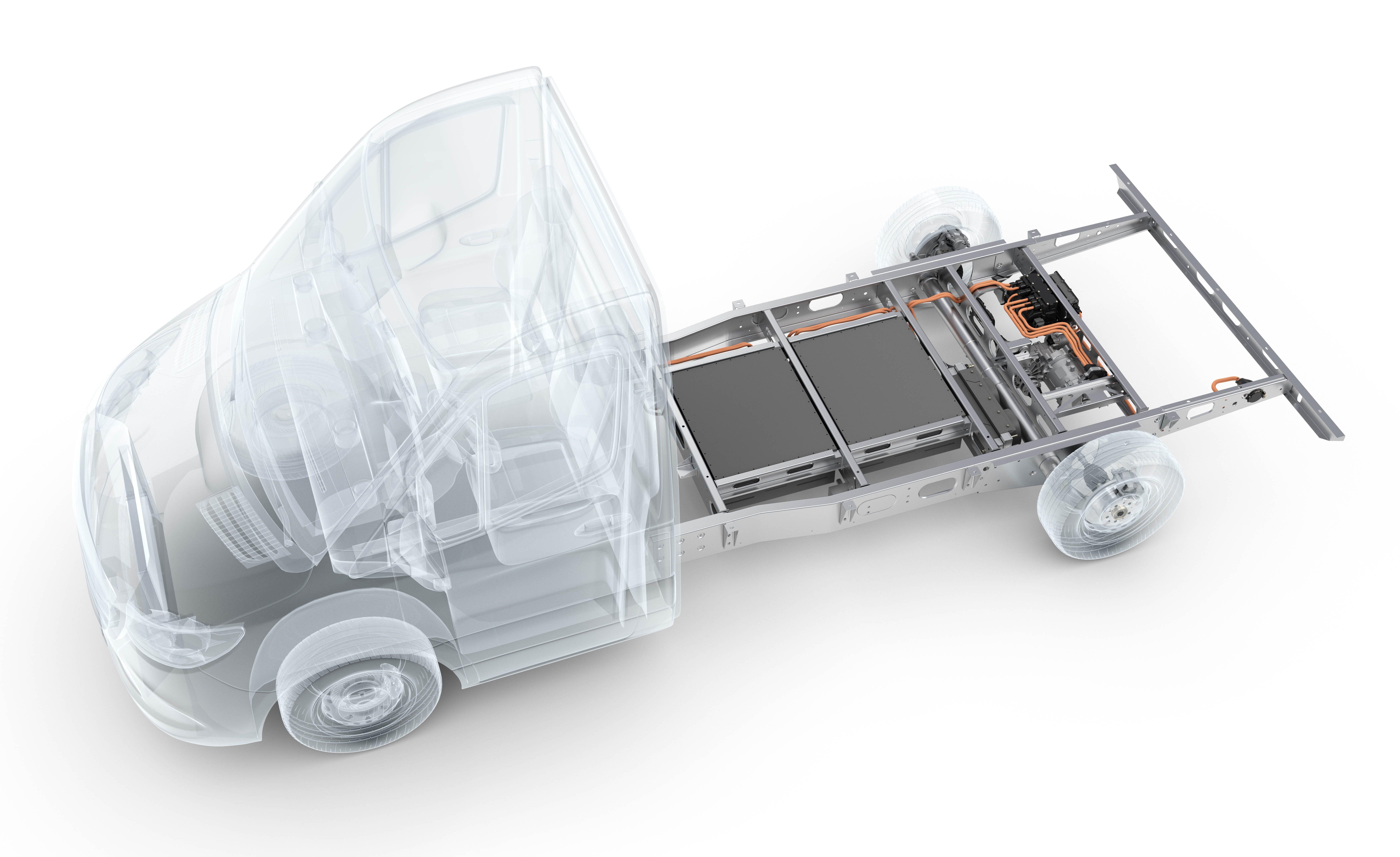 Al-Ko Hybrid chassis