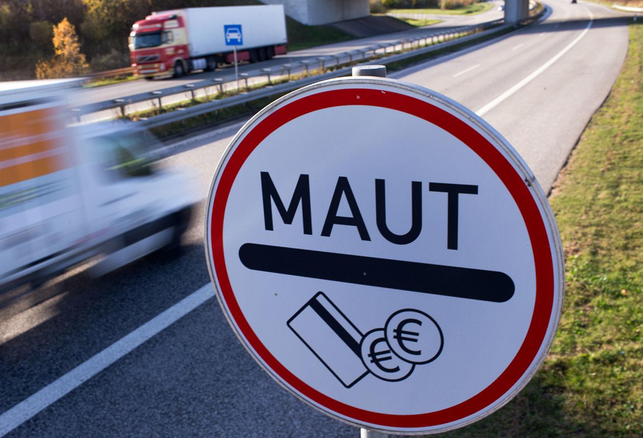Pkw-Maut - Pedaggi in Germania