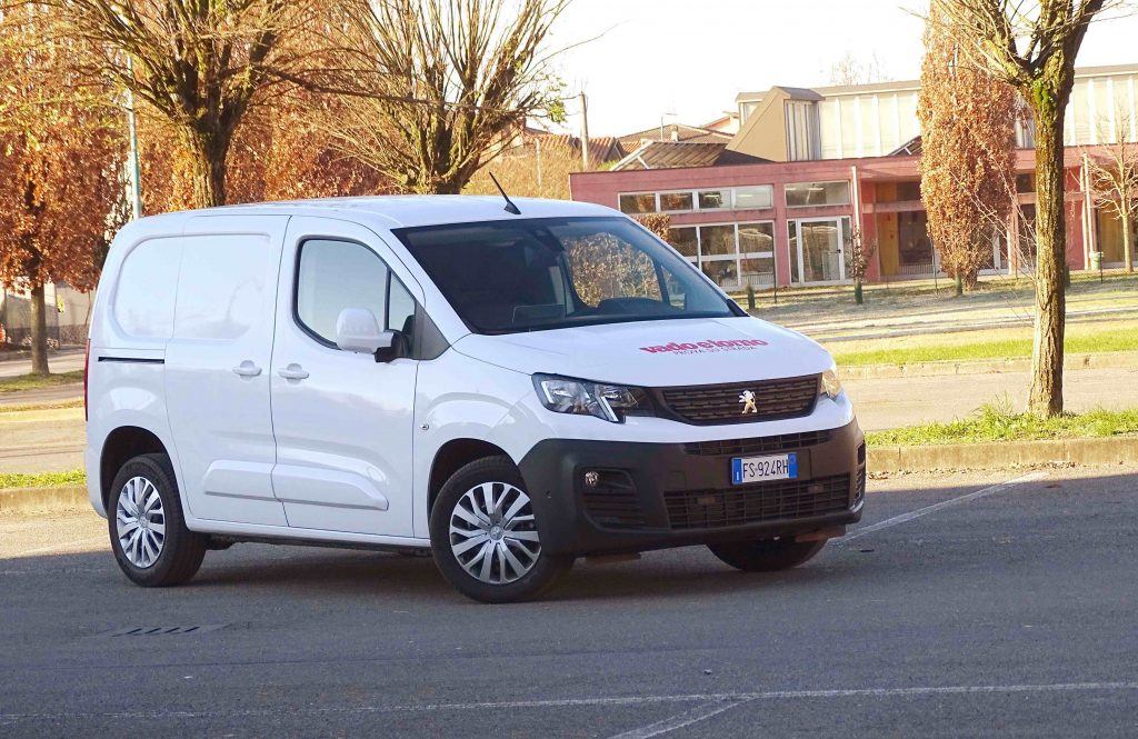 Peugeot Partner Blue HDI 100 S&S