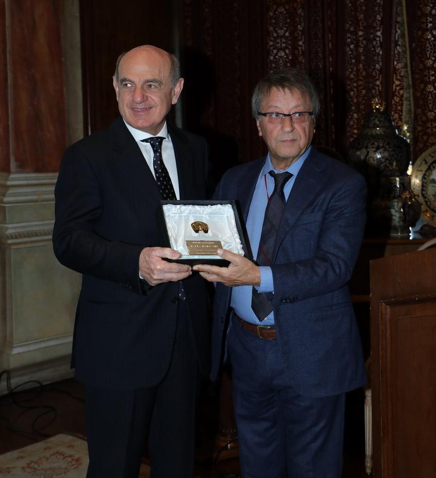 Franco Fenoglio 'Ralla d'Oro 2019'