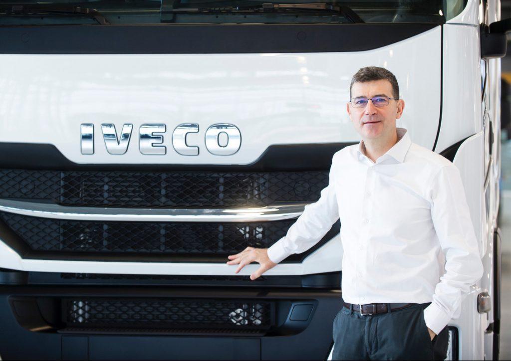 Mihai Daderlat, Direttore mercato Italia Iveco