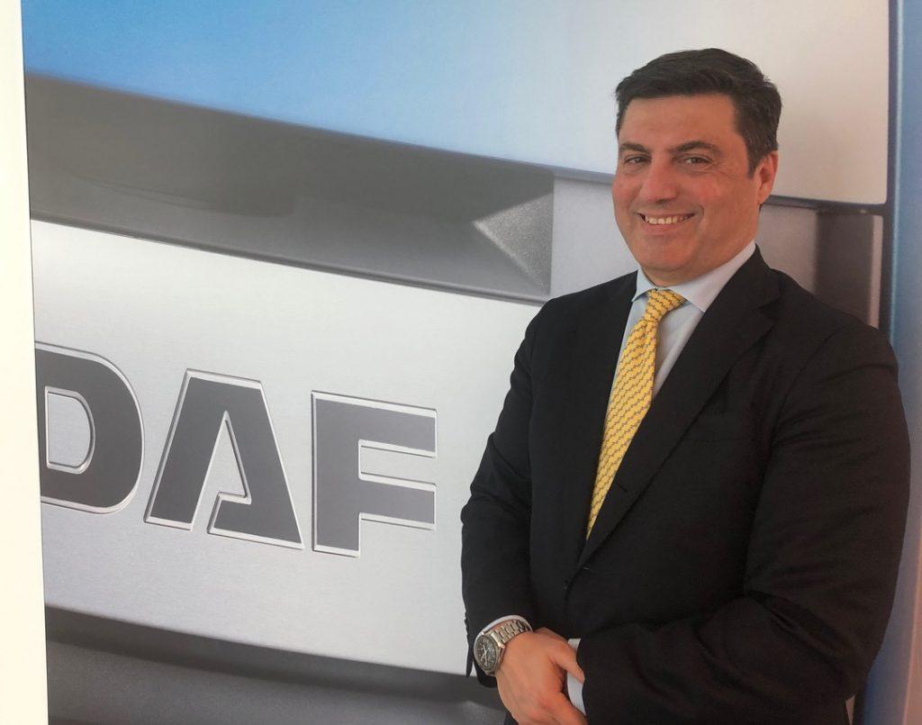 Paolo Starace, ad DAF Trucks