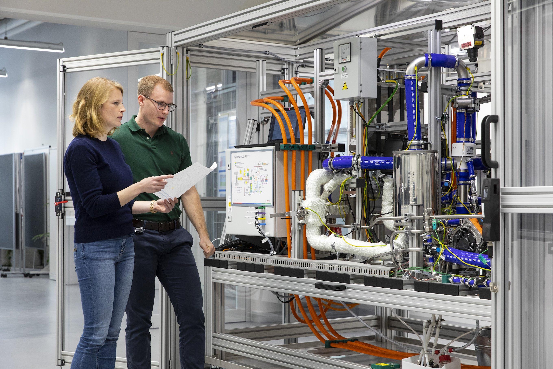 Bosch entra nel mercato delle celle a combustibile