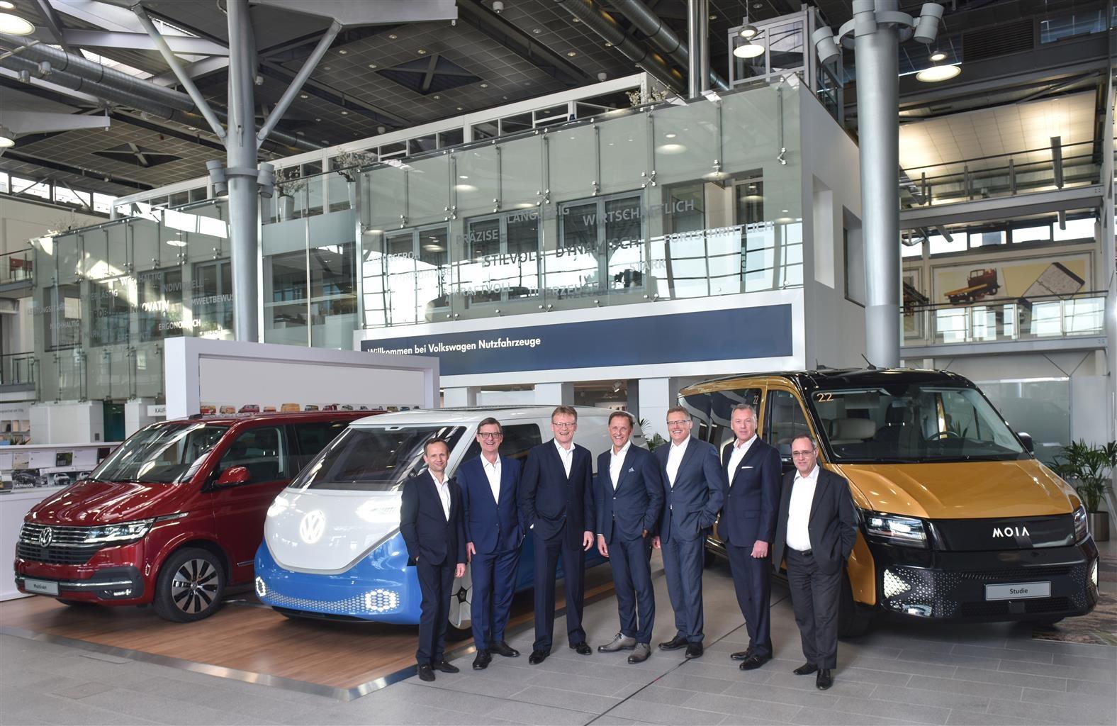 Volkswagen Veicoli Commerciali e la strategia GRIP 2025+