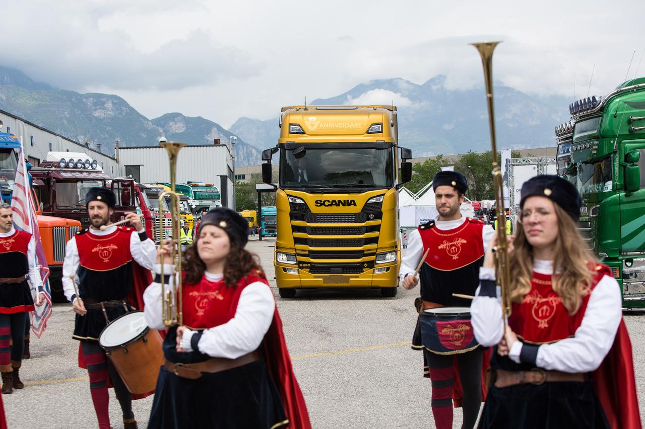 Scania - I giorni del Re