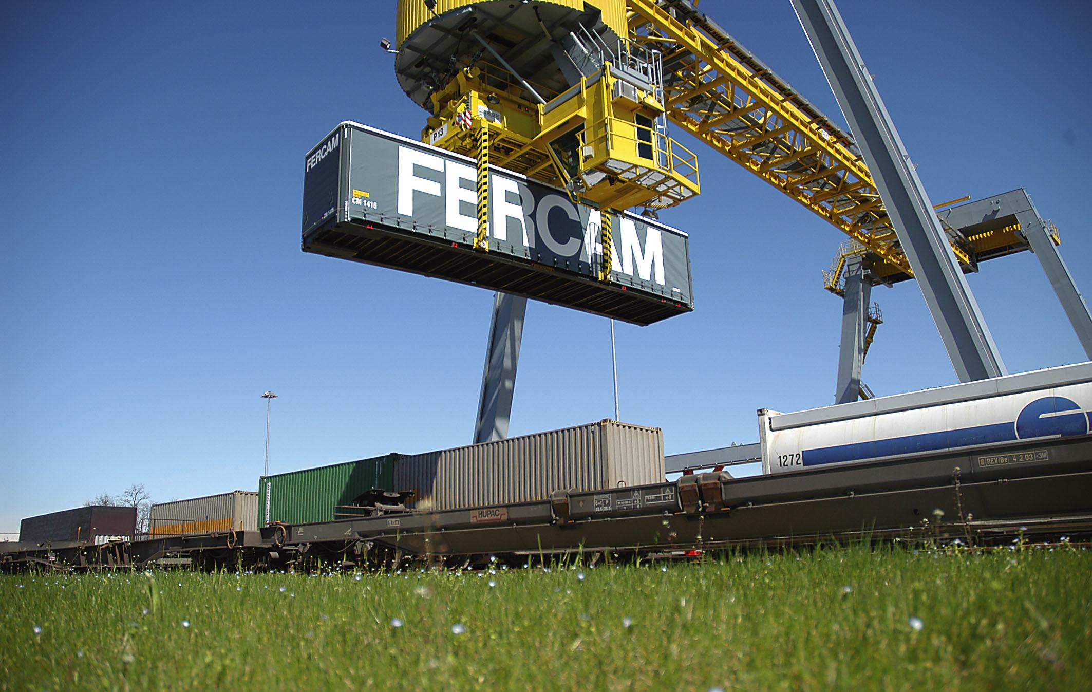 FERCAM - Una presenza diretta a supporto del 'Made in Italy'