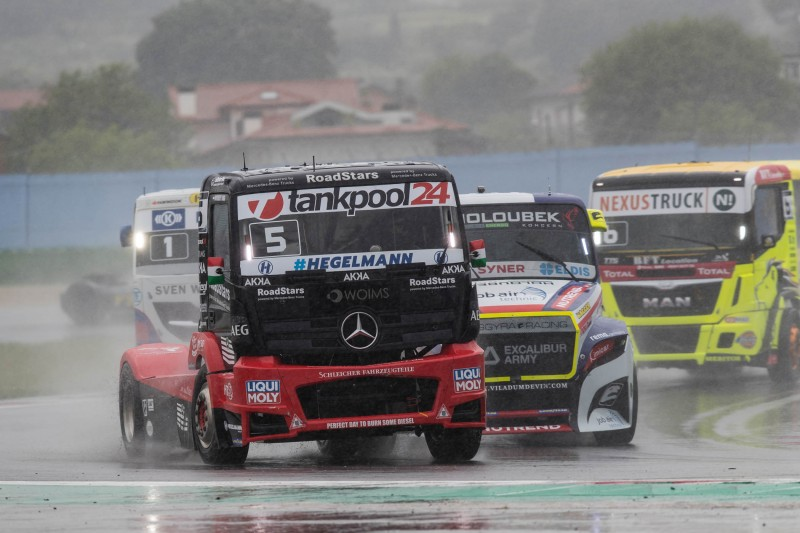 European Truck Racing 2019: tipletta Iveco a Misano