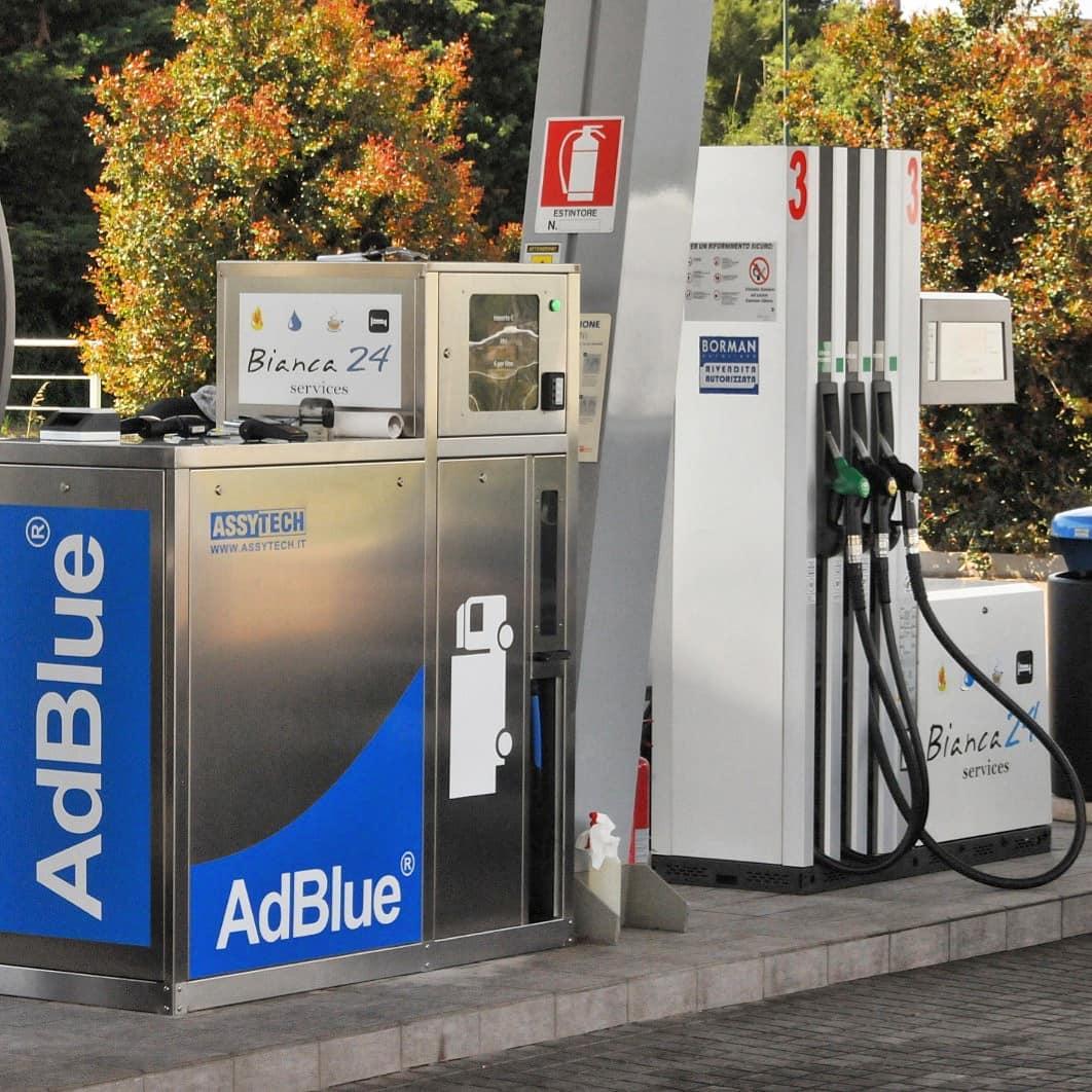 Rifornimento AdBlue