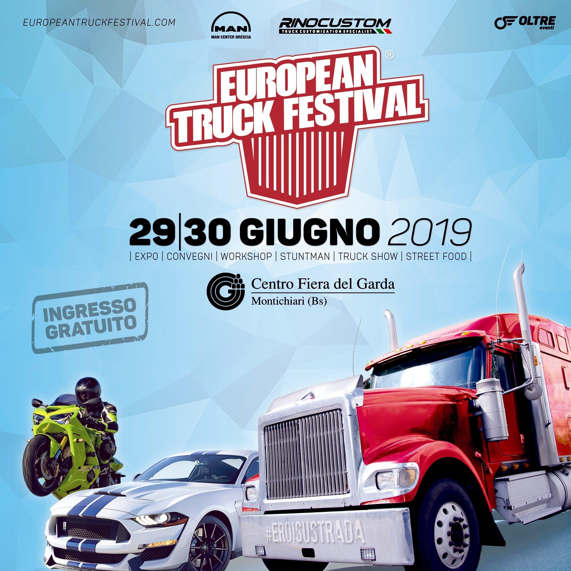 European Truck Festival 2019