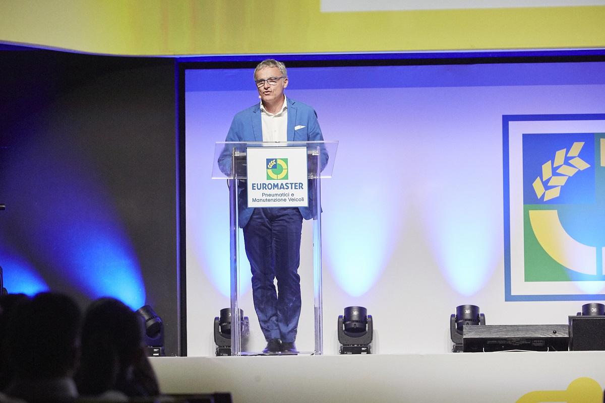 Gerardo Cammi, Direttore Operazioni e Responsabile Sviluppo di Euromaster Italia (Fonte: Pneusnews.it)