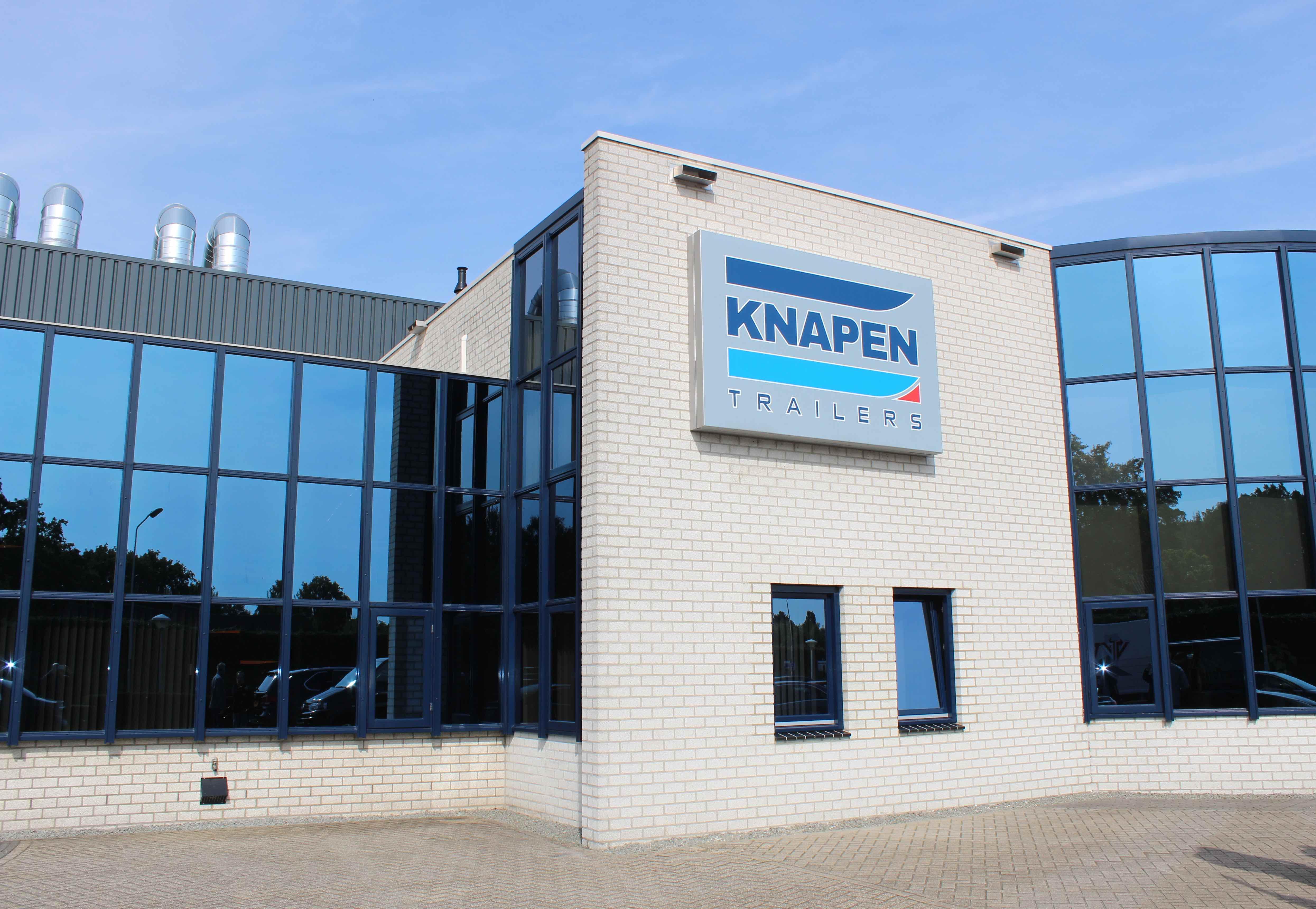 Krone acquisisce il gruppo olandese Knapen Trailers