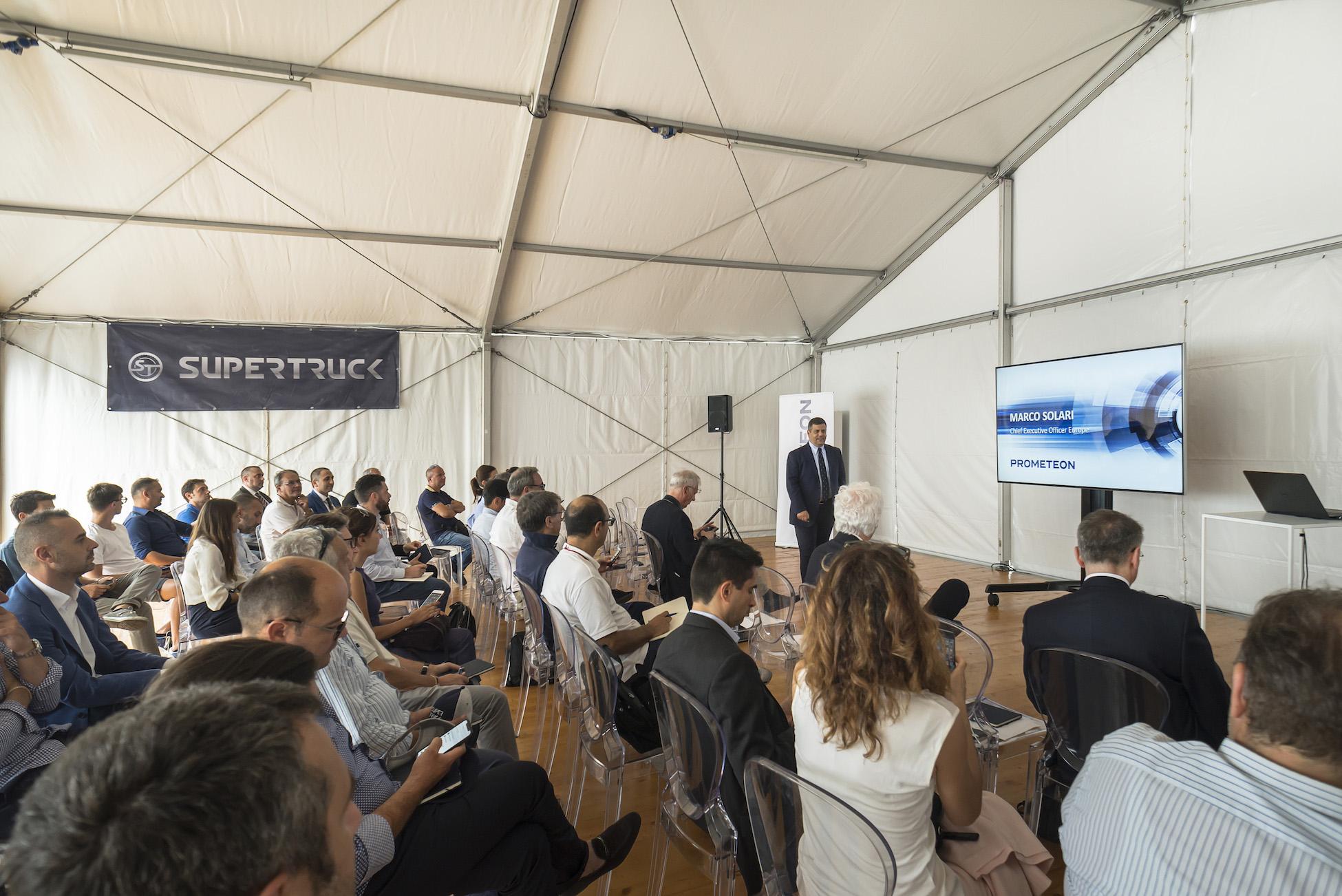 Consorzio SuperTruck, inaugurato a Trevisto il primo punto di vendita consorziato