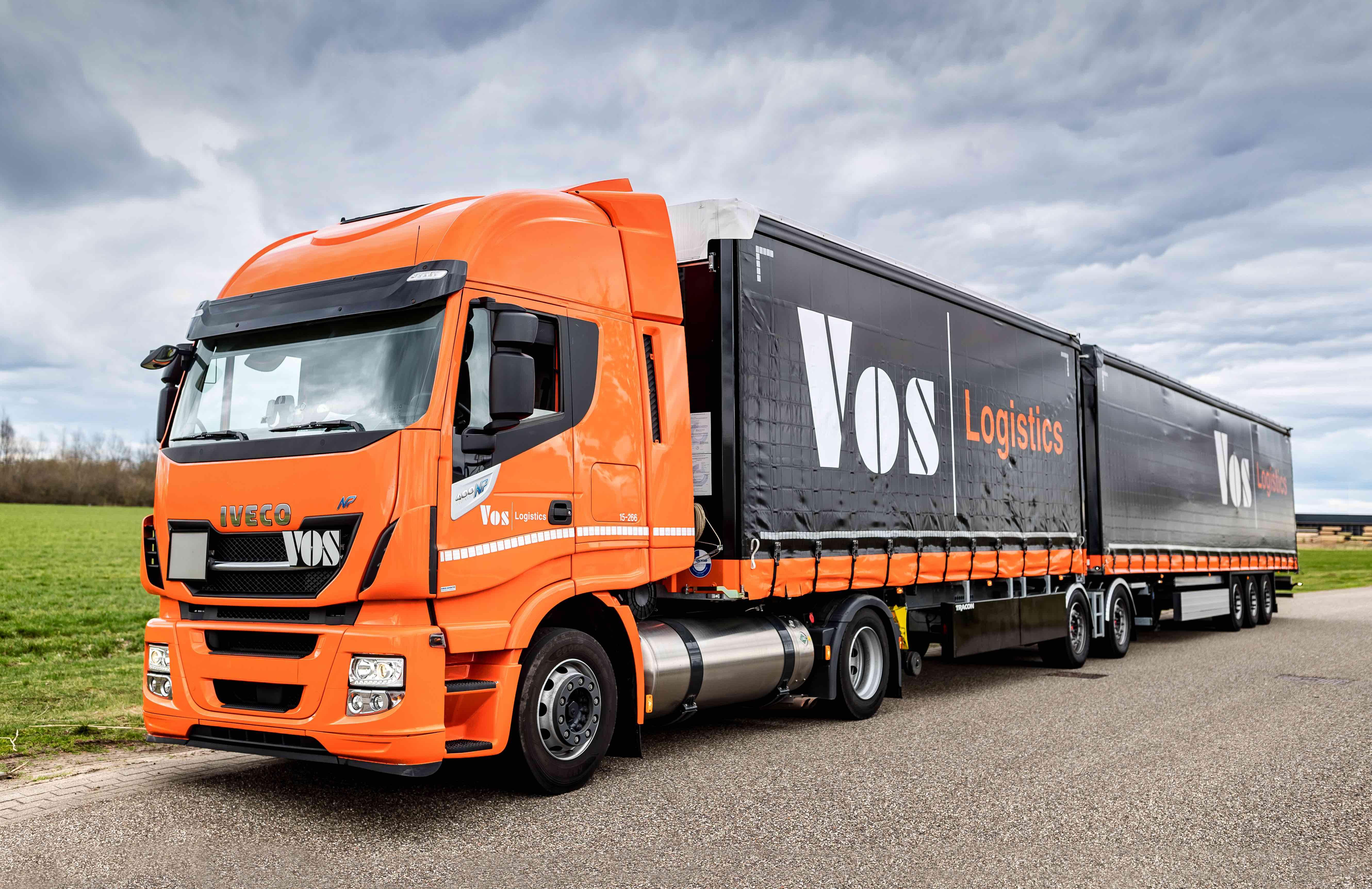 Wabco annuncia un importante accordo con Vos Logistics