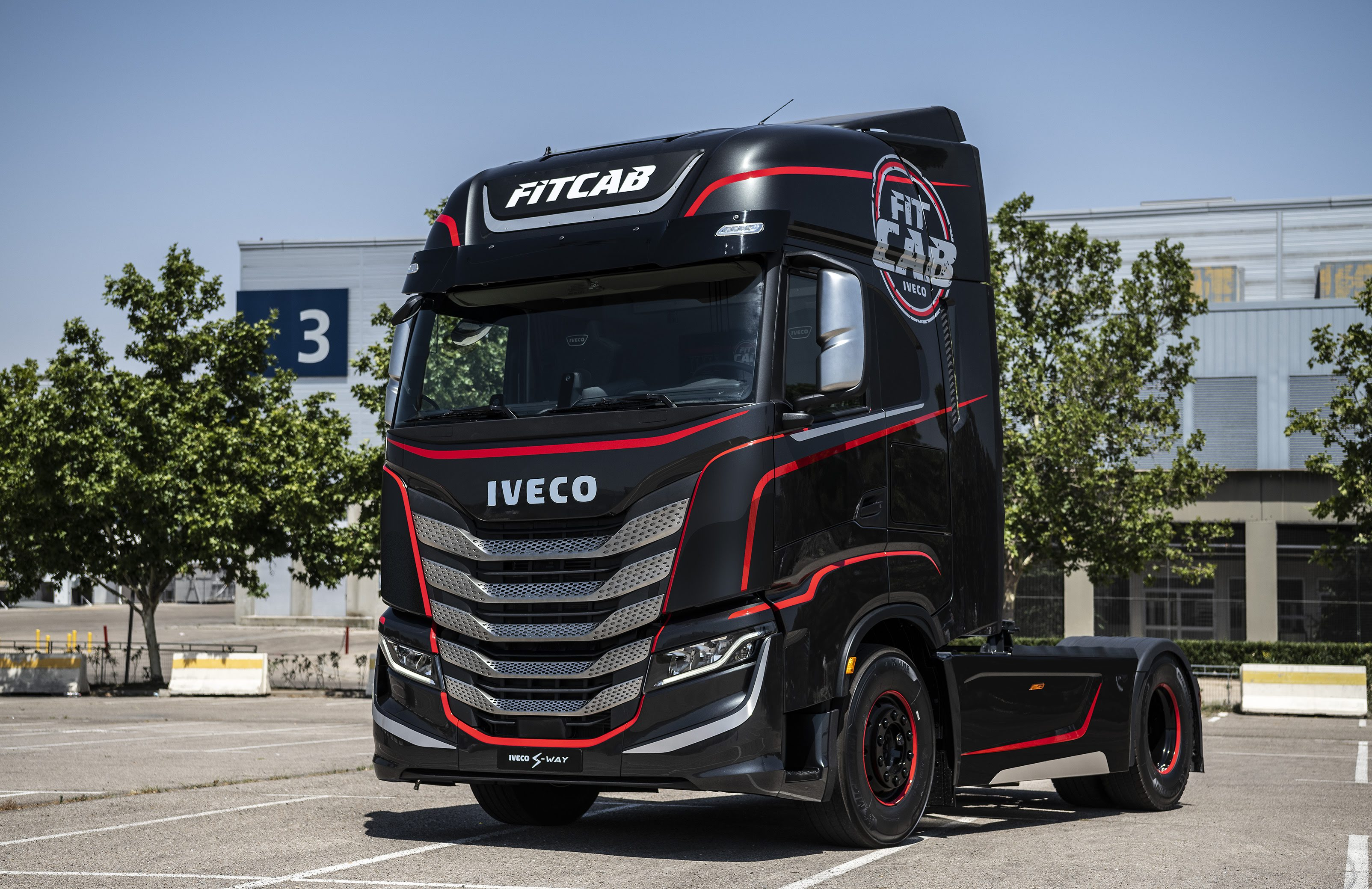 Iveco S-WAY Fit Cab
