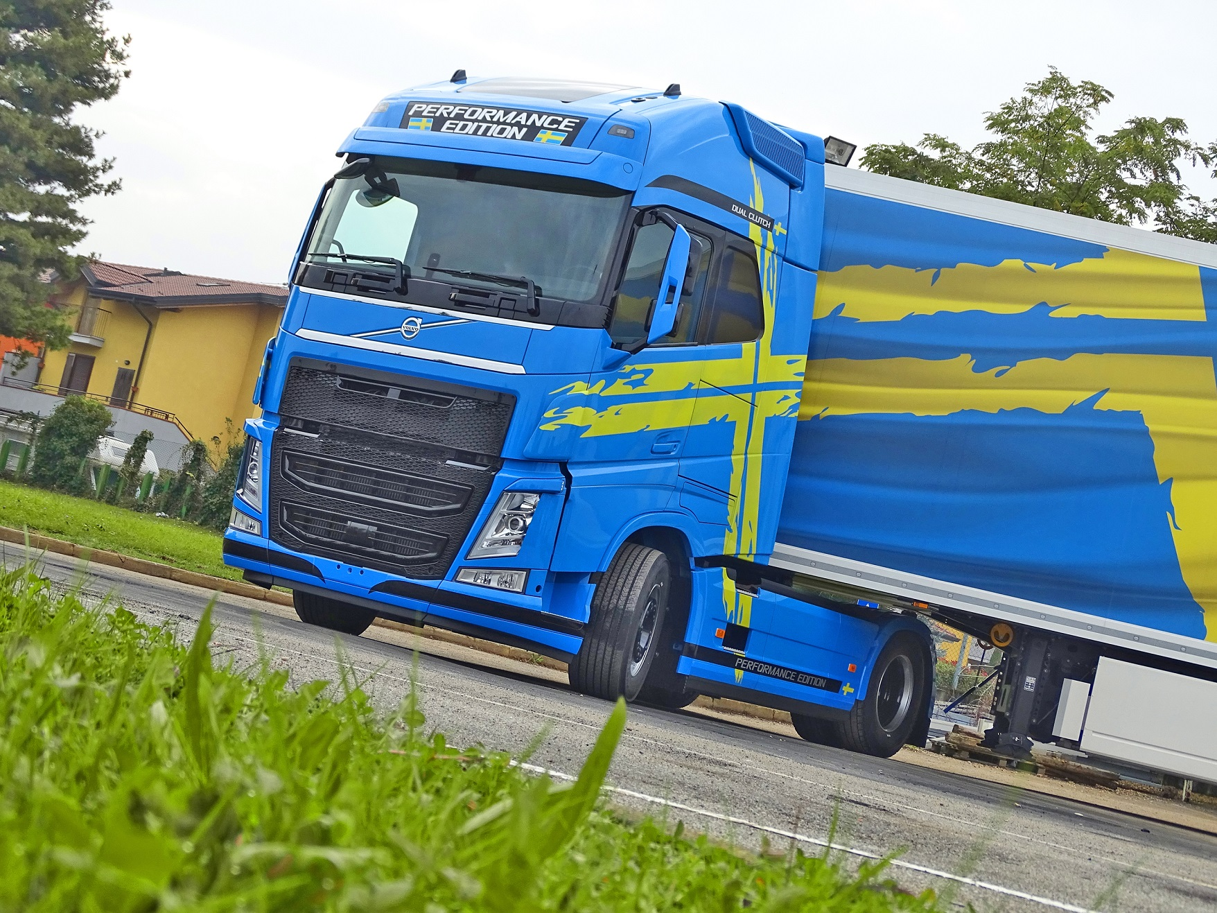 Volvo FH 540 Performance Edition