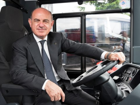 Mercato camion Italia, Fenoglio (UNRAE): siamo in caduta libera