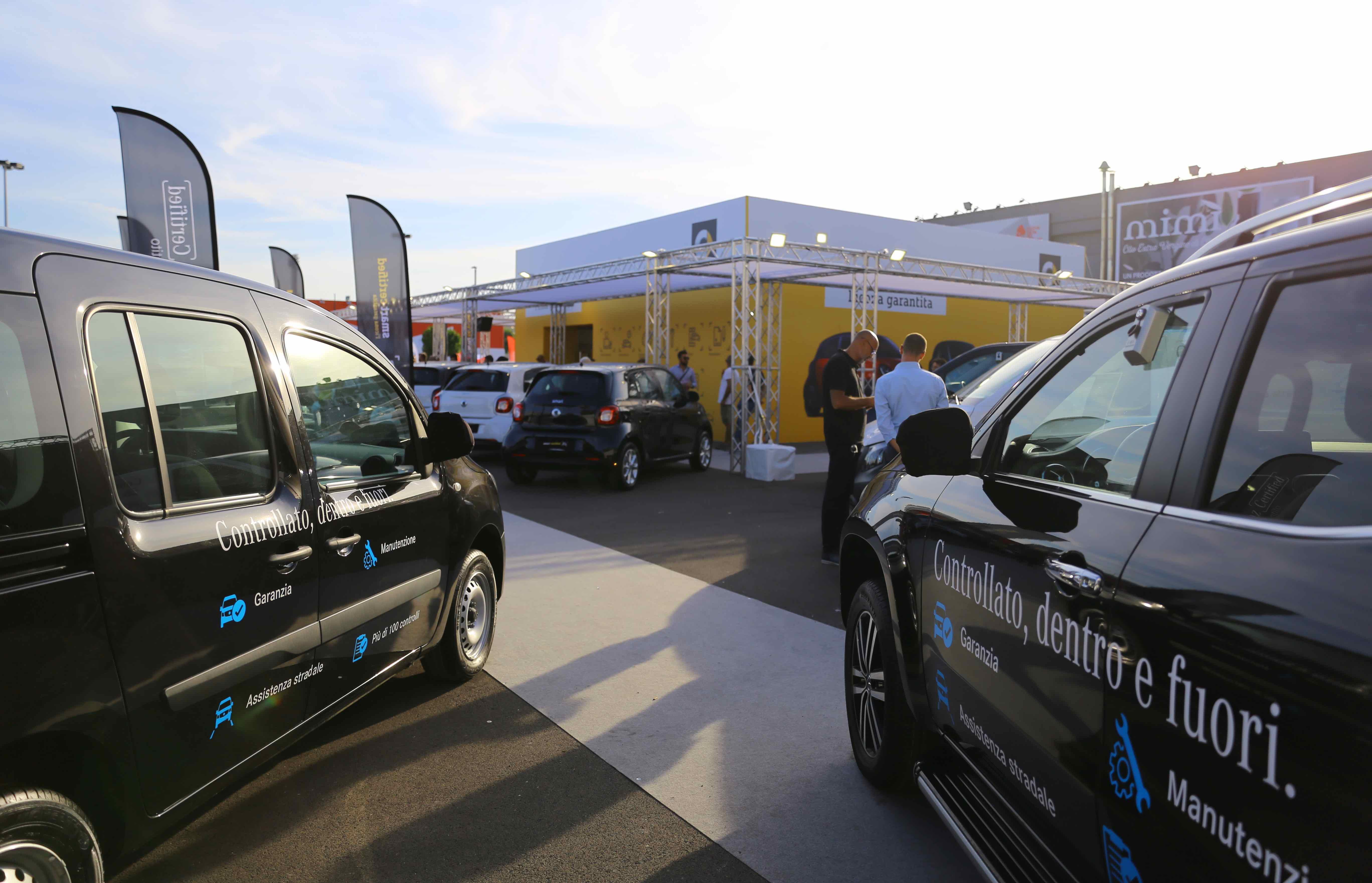 Mercedes-Benz Vans adotta il nuovo programma Certified