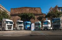 mercato camion