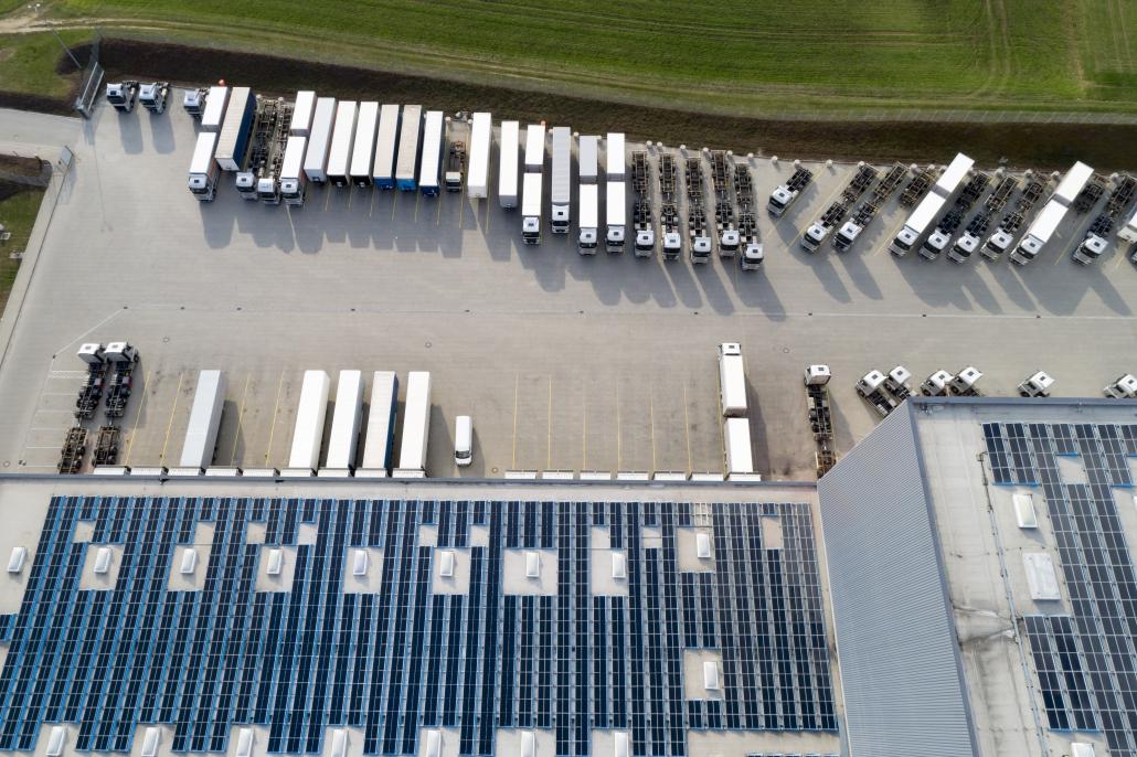 Elexon, soluzioni ad hoc per parchi di ricarica di flotte elettriche