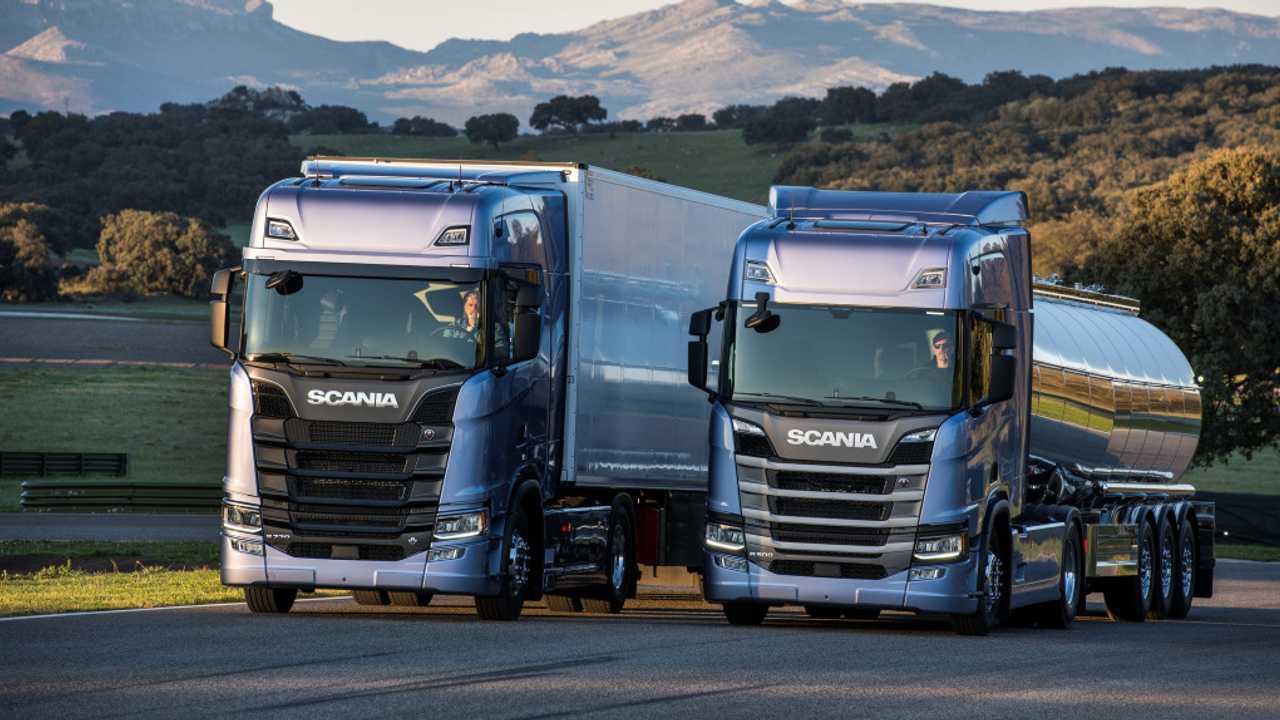 Scania. Nuove funzionalità per ottimizzare l'uptime dei veicoli
