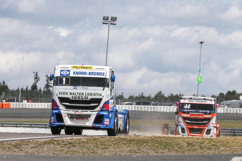 Trionfo Iveco al FIA European Truck Racing Championship 2019
