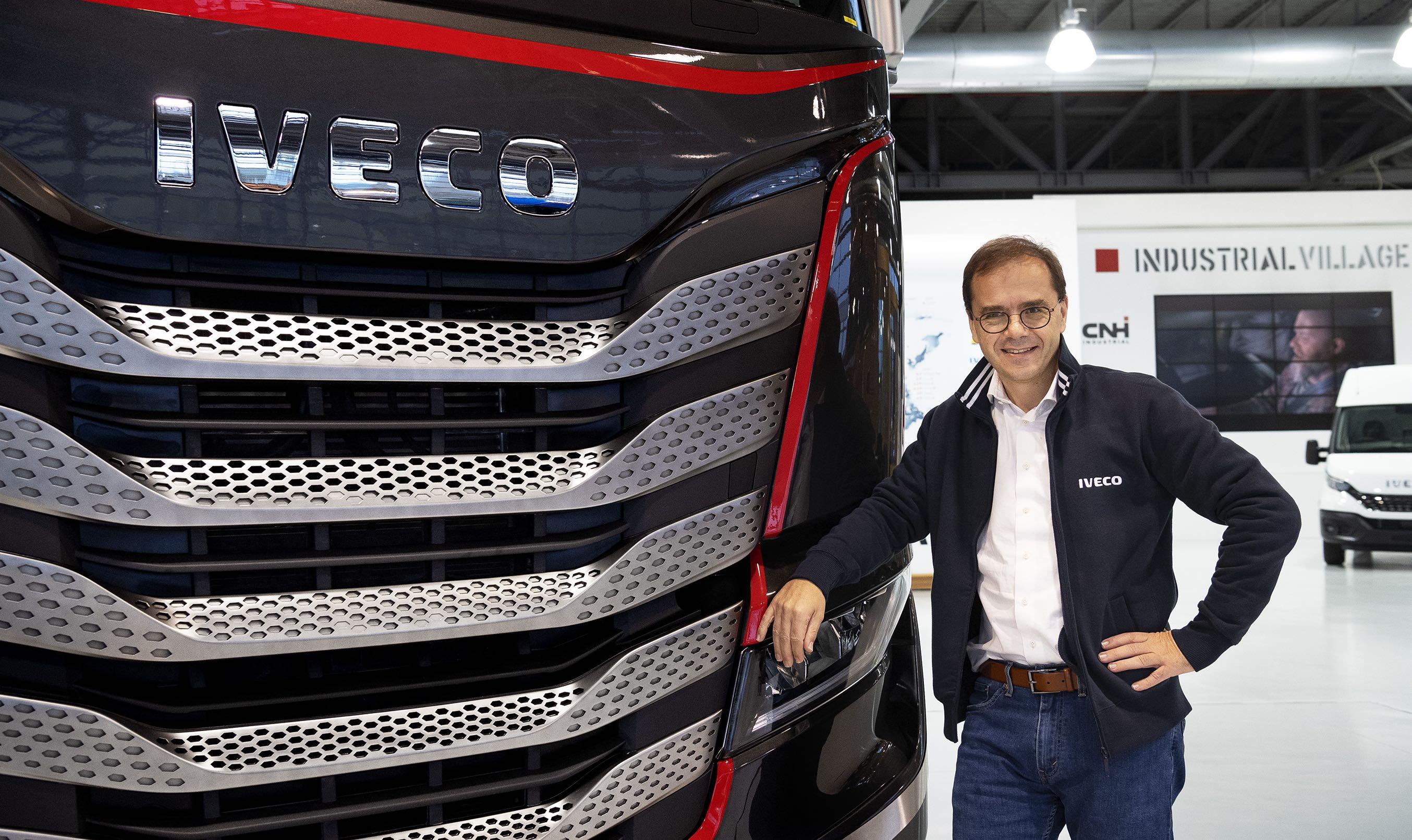 Thomas Hilse è il nuovo IVECO Brand President