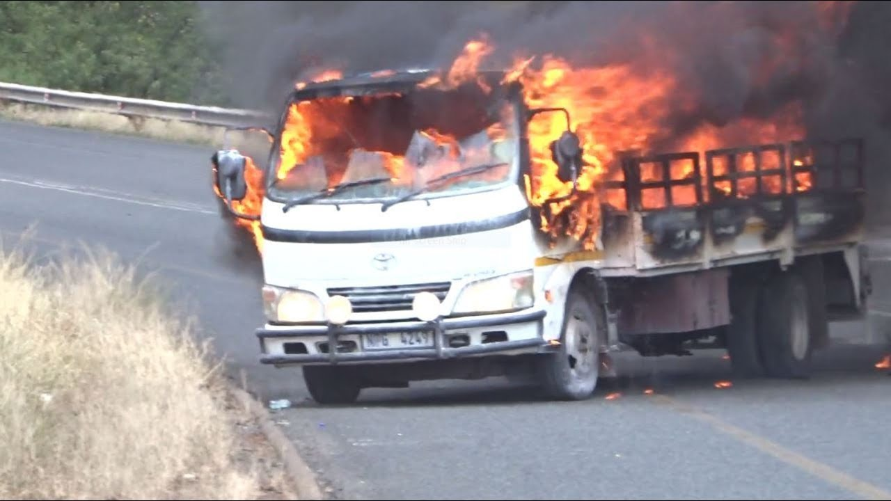 Se fai dumping ti brucio! In Sudafrica non 'scherzano'