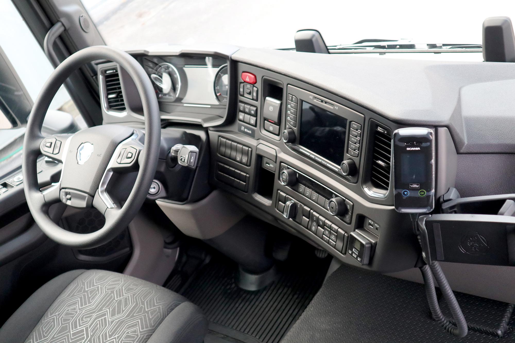Scania Hybrid L 320