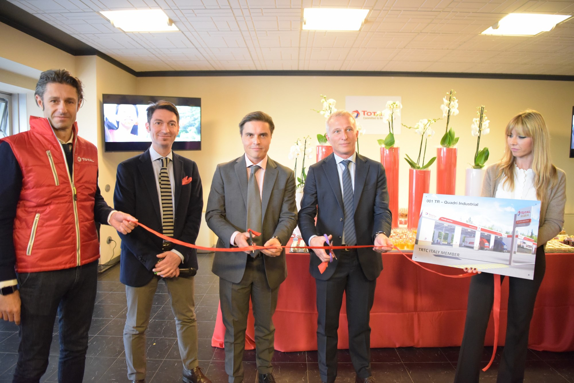 Total Rubia Truck Center, a Bergamo il primo tassello italiano - https://vadoetornoweb.com/