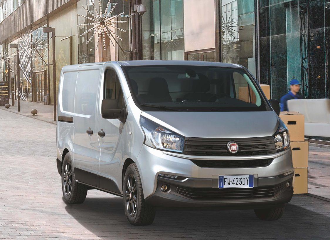 Fiat Talento model year 2020
