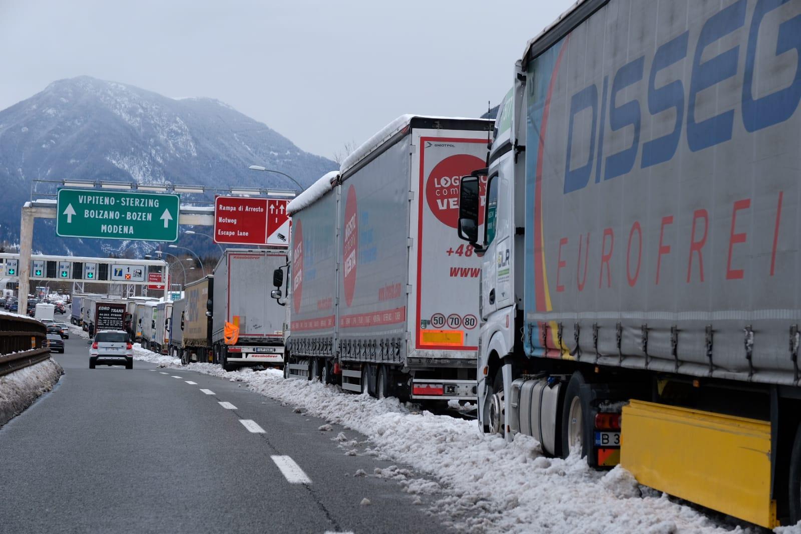 ANITA al fianco della Ministra De Micheli nella questione sull'attraversamento del Tirolo