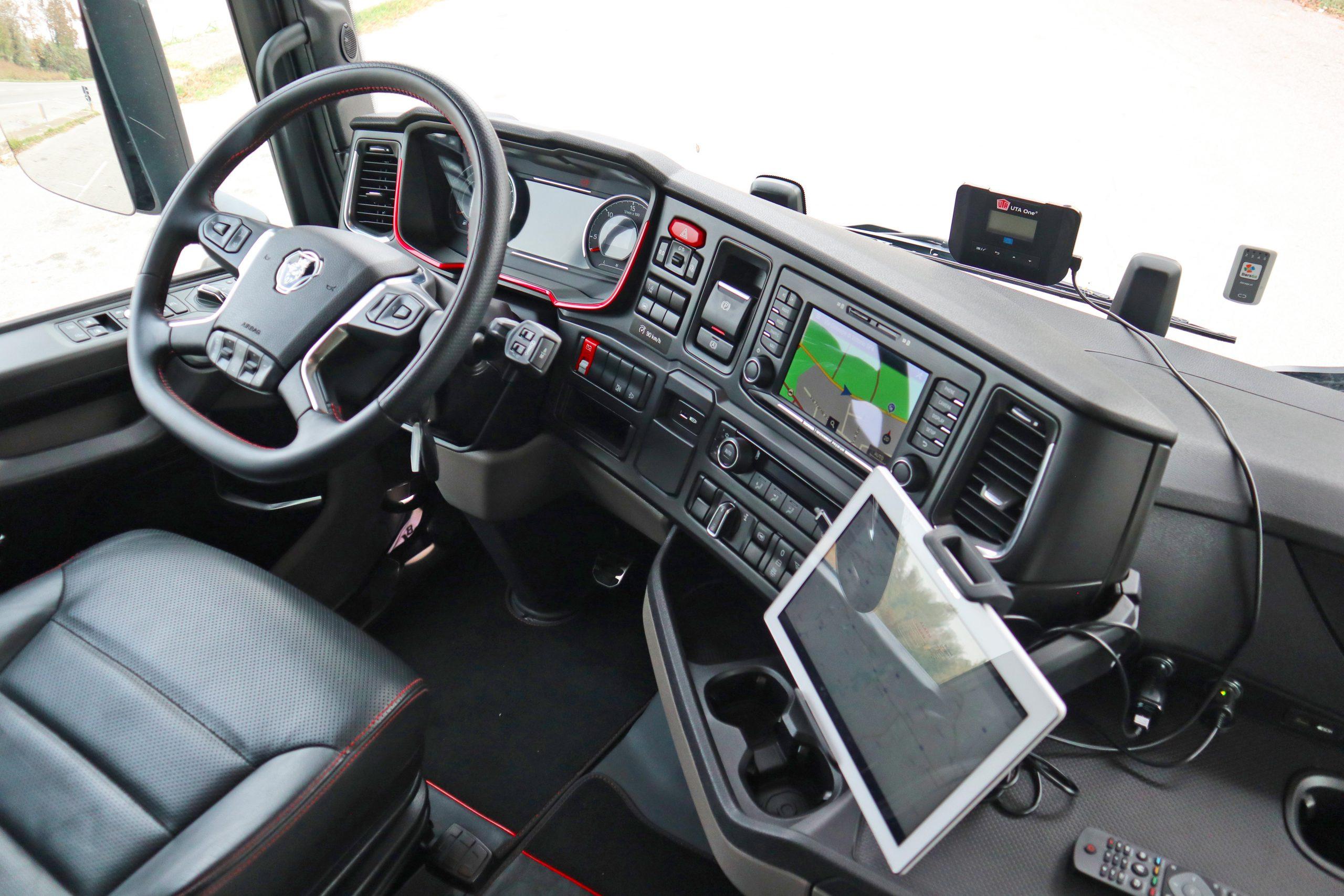 Scania S 650 Next Generation