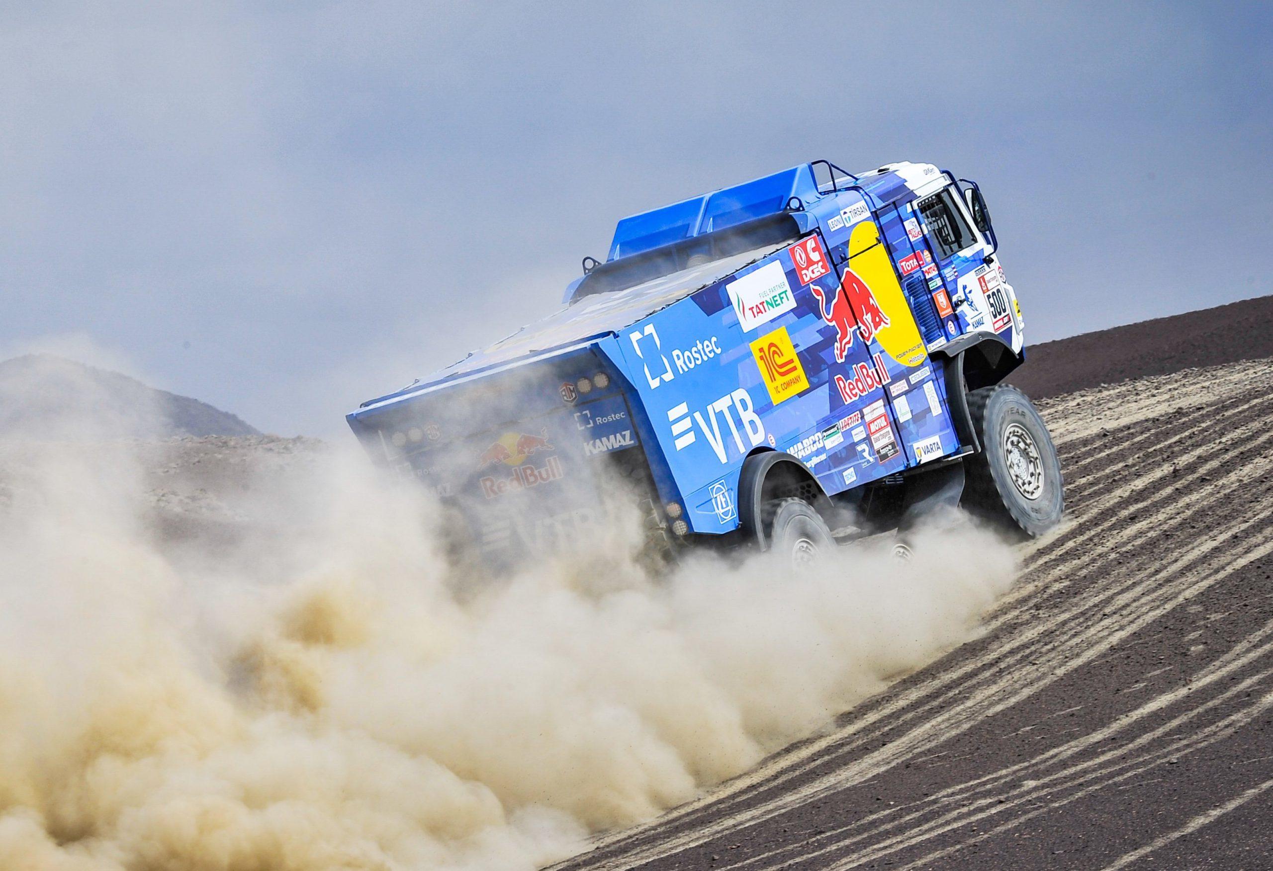 La Dakar volta pagina: l'edizione 2020 in Arabia Saudita